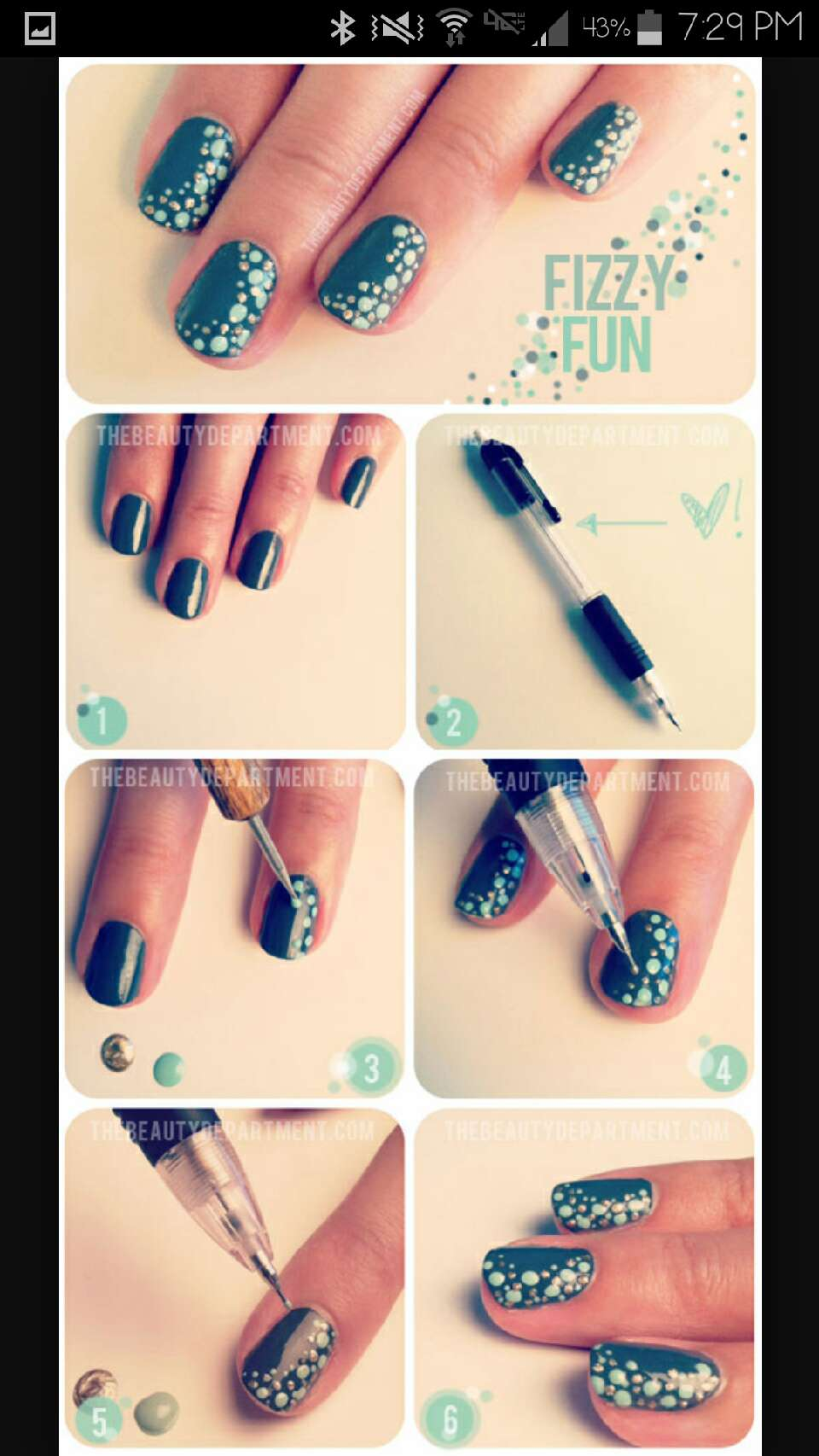 Рисунки на ногтях на коротких ногтях пошаговое