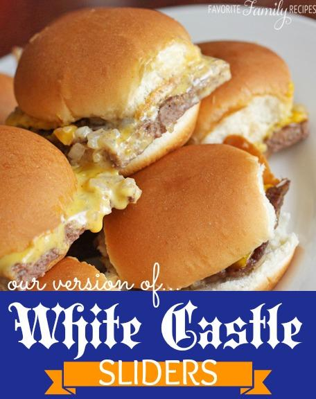 White Castle Burger Recipe With Baby Food