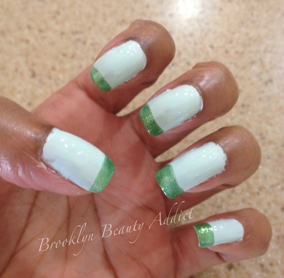 Wedding Nails French. NAILS WORLD: FADED FRENCH MANICURE - BRIDAL ...