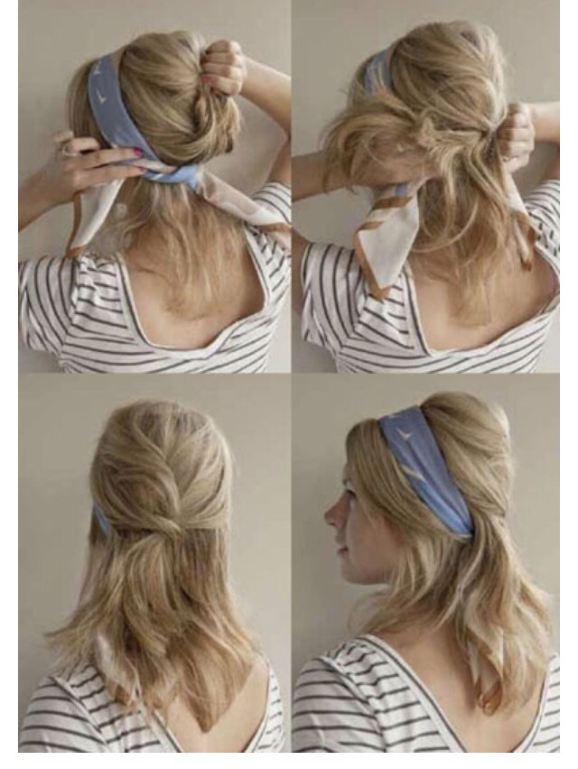 Super Cute Simple Hair Styles - Musely