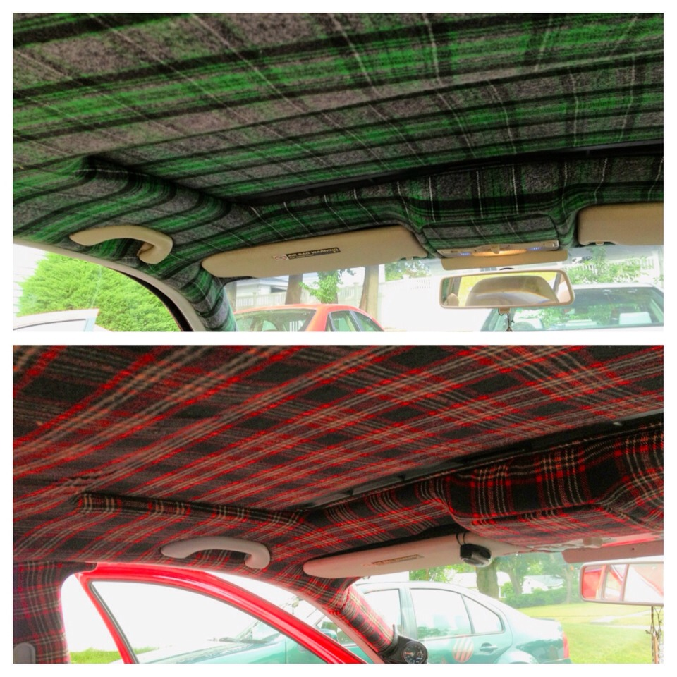 diy car headliner 4 yards of any fabric and 2 cans 3m super 90 spray adhesive average cost. Black Bedroom Furniture Sets. Home Design Ideas