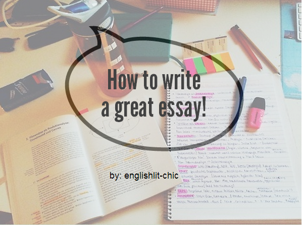 Help me to write an essay great movies