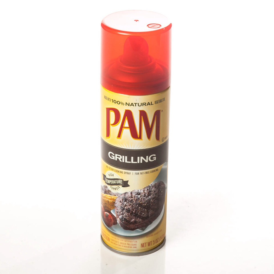 pam spray soap can remove oil paint from your skin musely. Black Bedroom Furniture Sets. Home Design Ideas