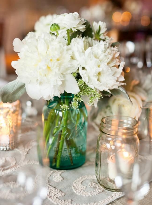 Wedding centerpiece ideas from elegant to simple musely