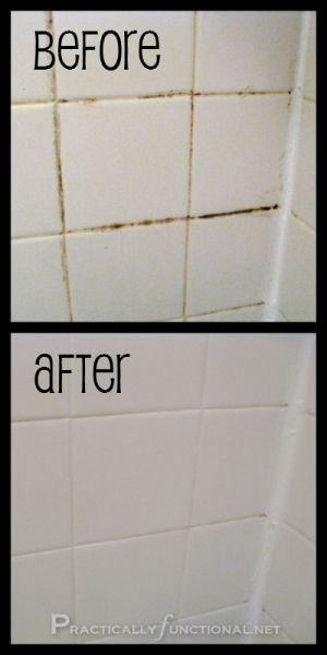 amazing 16 diy to deep clean your bathroom these really helped me