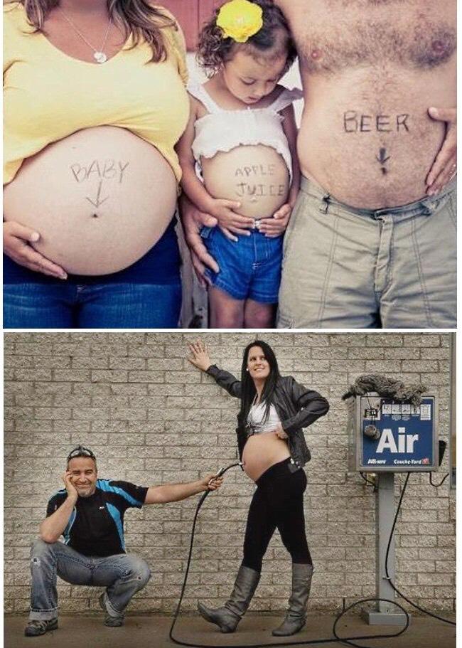 Идеи фото беременность