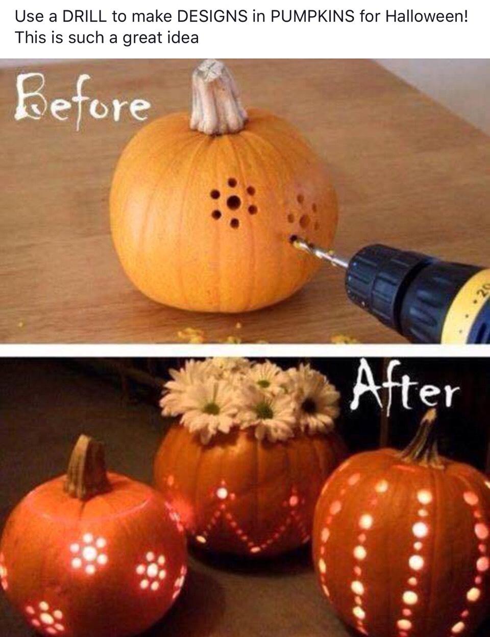 Как сделать фонарь из тыквы своими руками