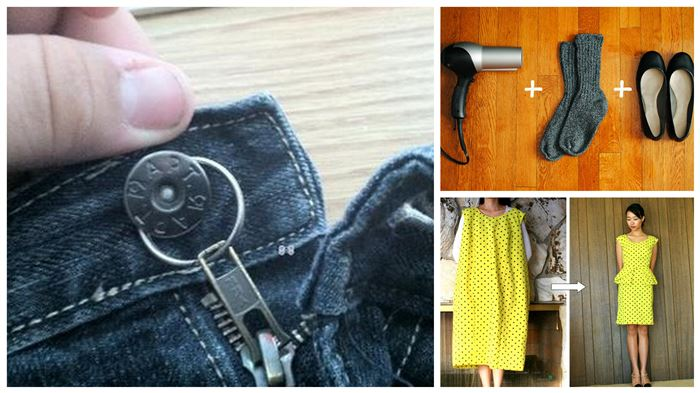 12 Fashion Hacks For Ever Style Emergency Musely