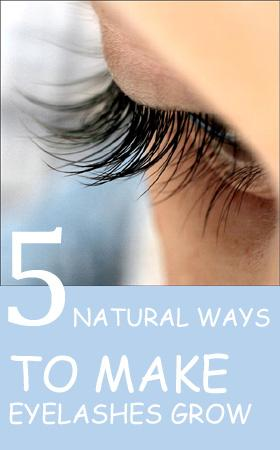 how to make my eyelashes grow longer