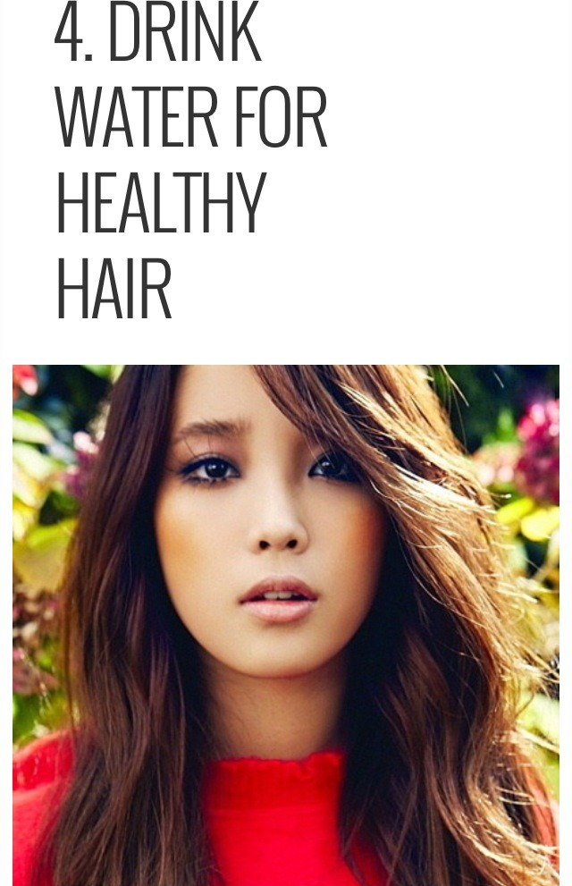 All Natural Ways To Make Your Hair Grow Faster