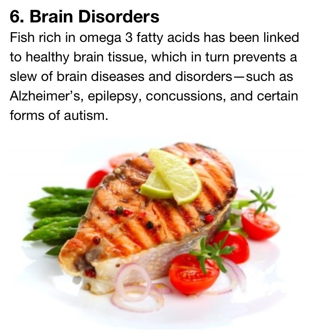 10 little known health benefits for eating fish musely for Eating fish everyday
