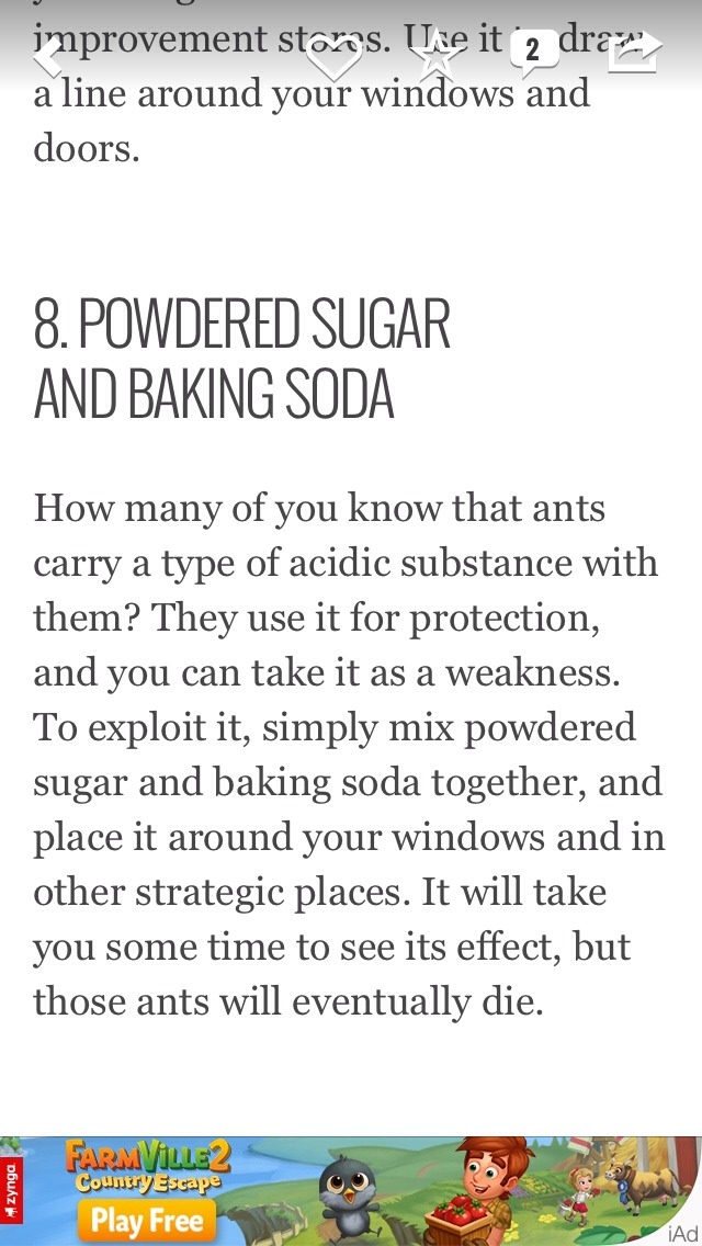 Natural Ways To Get Rid Of Ants In Your Home