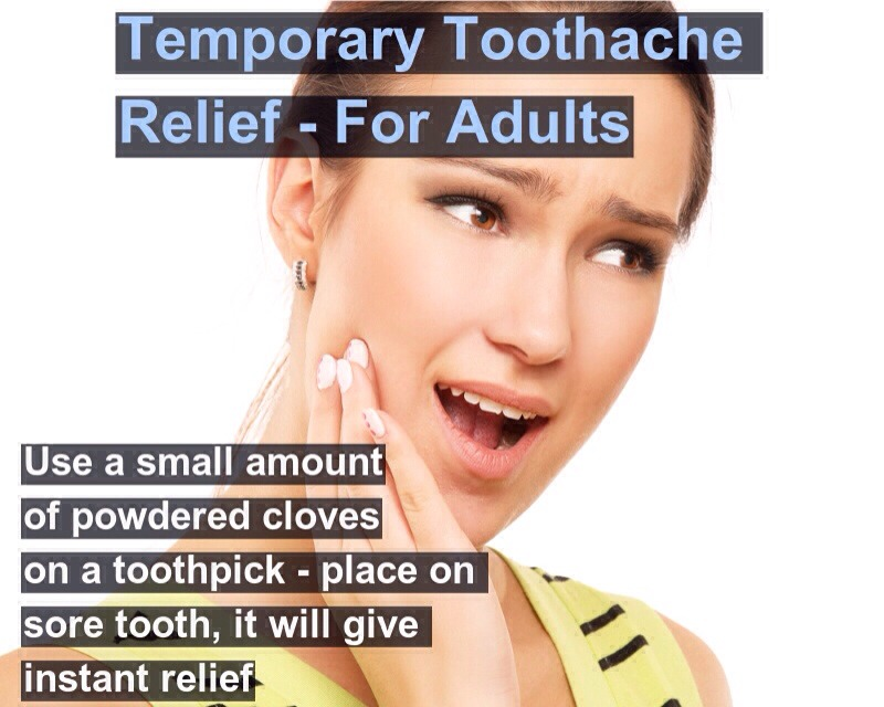 Temporary Relief