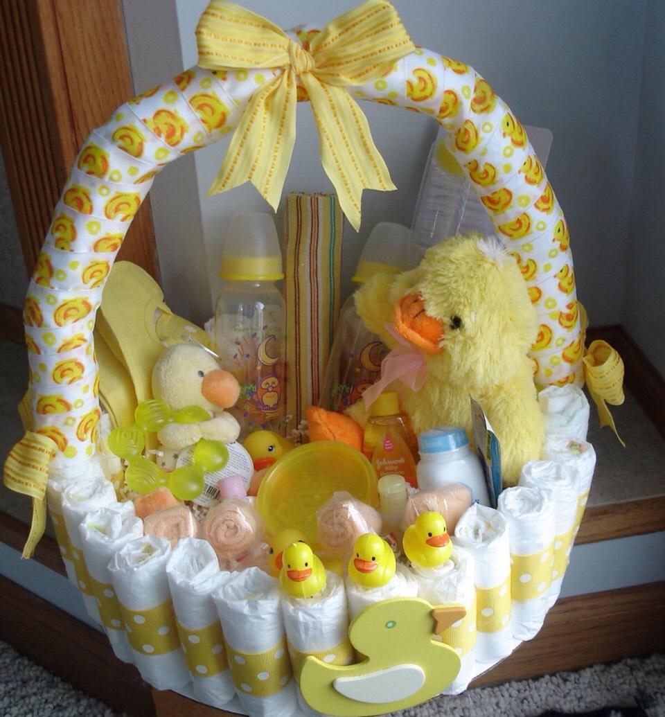 Для новорожденной подарки своими руками на