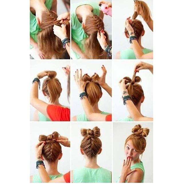 Cute Straightforward Hairstyles With Hair Down