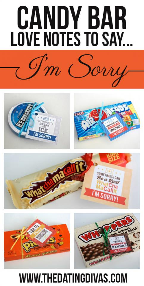 Clever Candy Sayings For {almost} Every Occasion! - Musely
