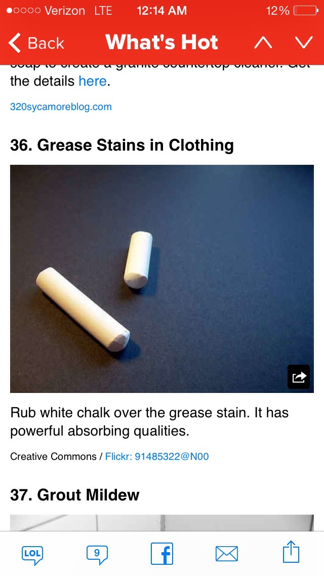 How To Get Grease Stains Out Of Clothing Musely