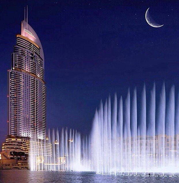 Pictures of the great city dubai musely for Nice hotels in dubai