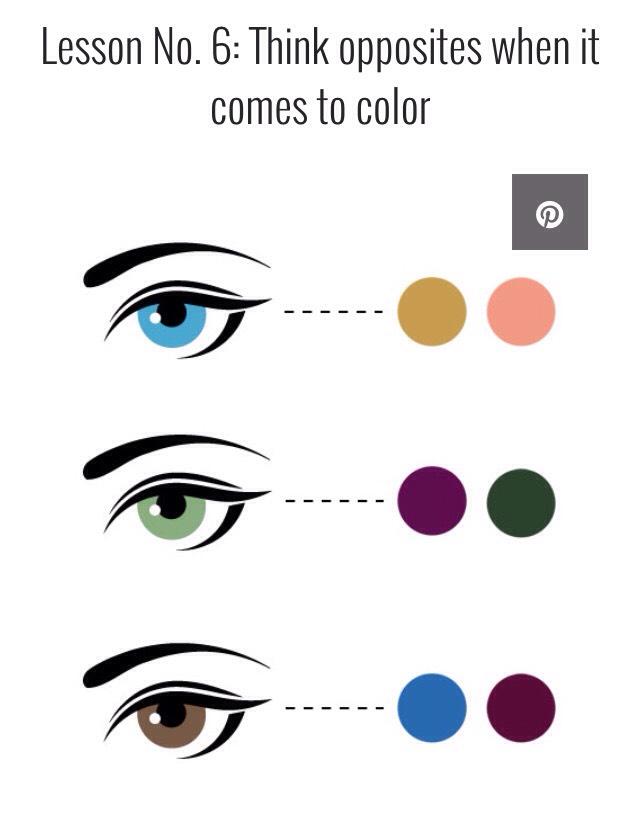 What eye makeup should i wear
