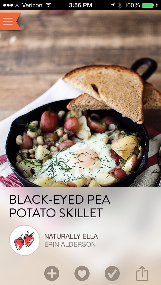 Black-Eyed Pea Potato Skillet!! - Musely