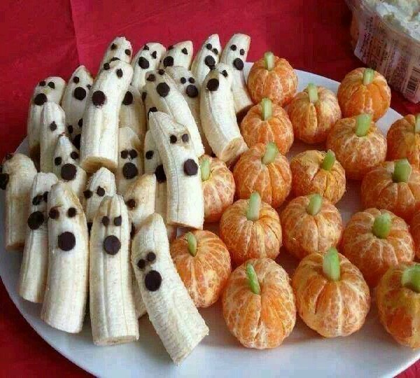 Чего приготовить на хэллоуин