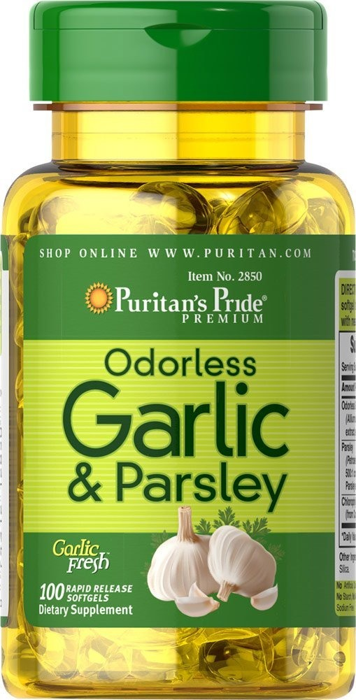 Stop Your Hair From Shedding By Taking One Garlic Capsules