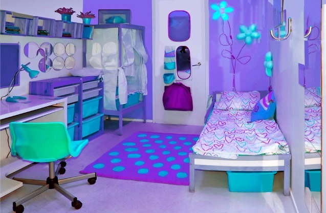Cute room ideas for kids musely for Cute bedroom ideas for toddlers