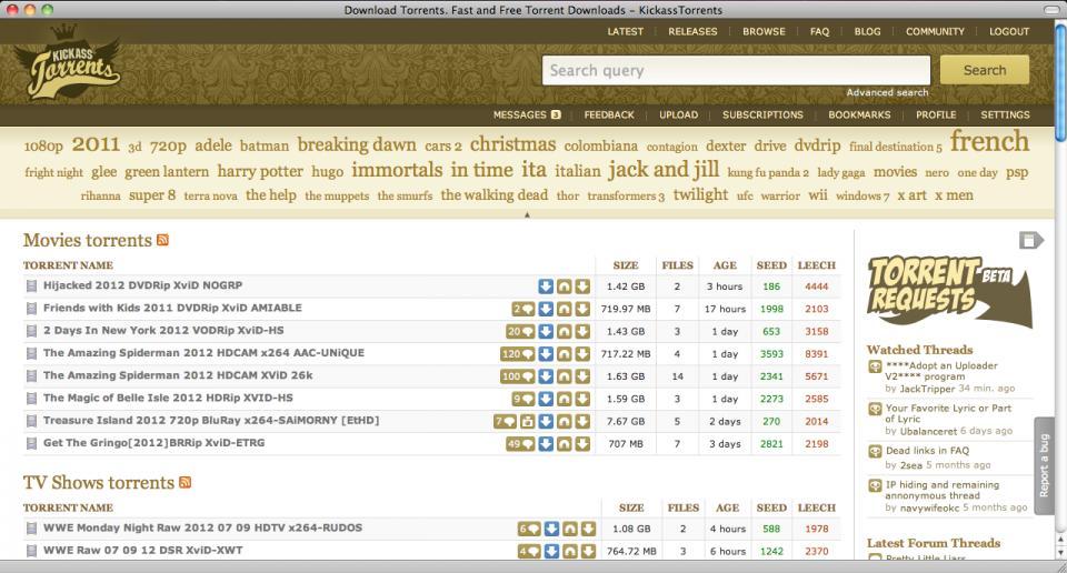 Kickass torrent movie download torrent free