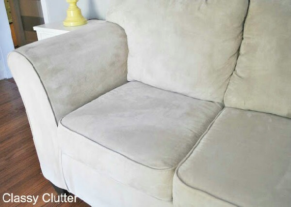How To Clean A Microfiber Couch With Professional Looking