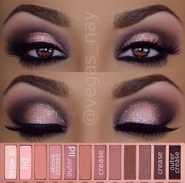 Pinterest makeup for brown eyes