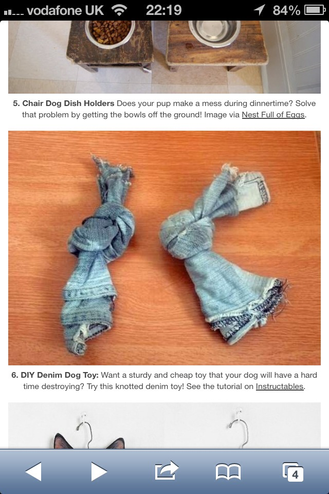 how to make worn jeans