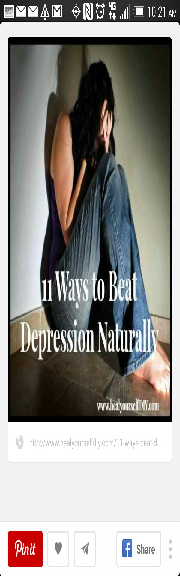 Beat Depression Naturally Food