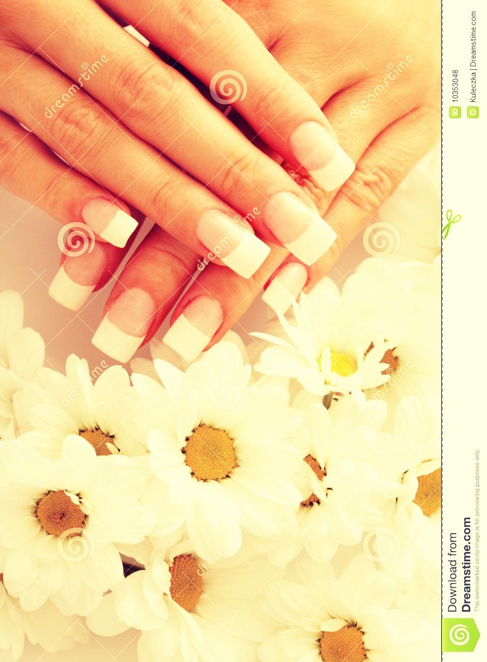 Фото свадебного маникюра шеллаком фото