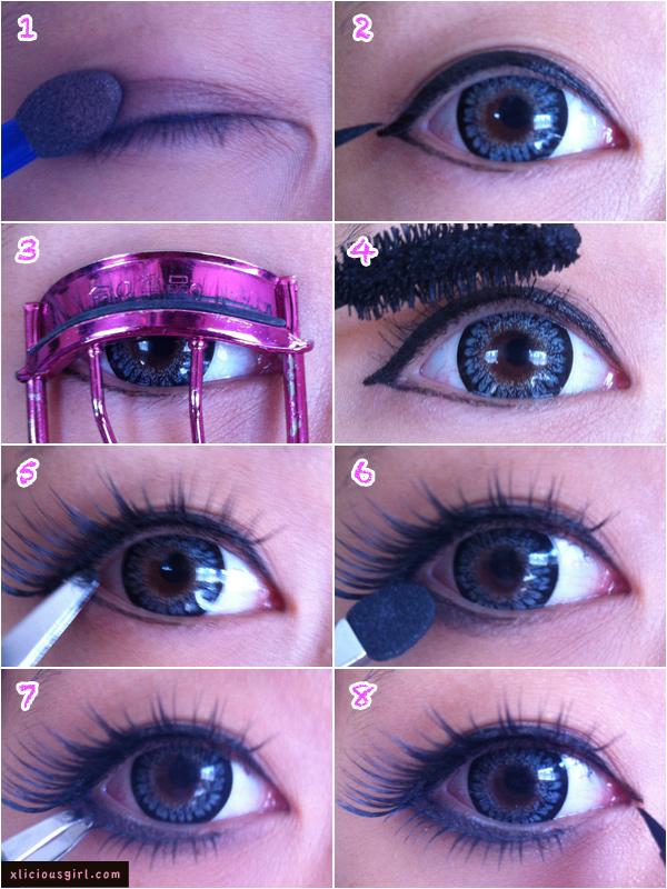 Как сделать свои глаза большими без макияжа