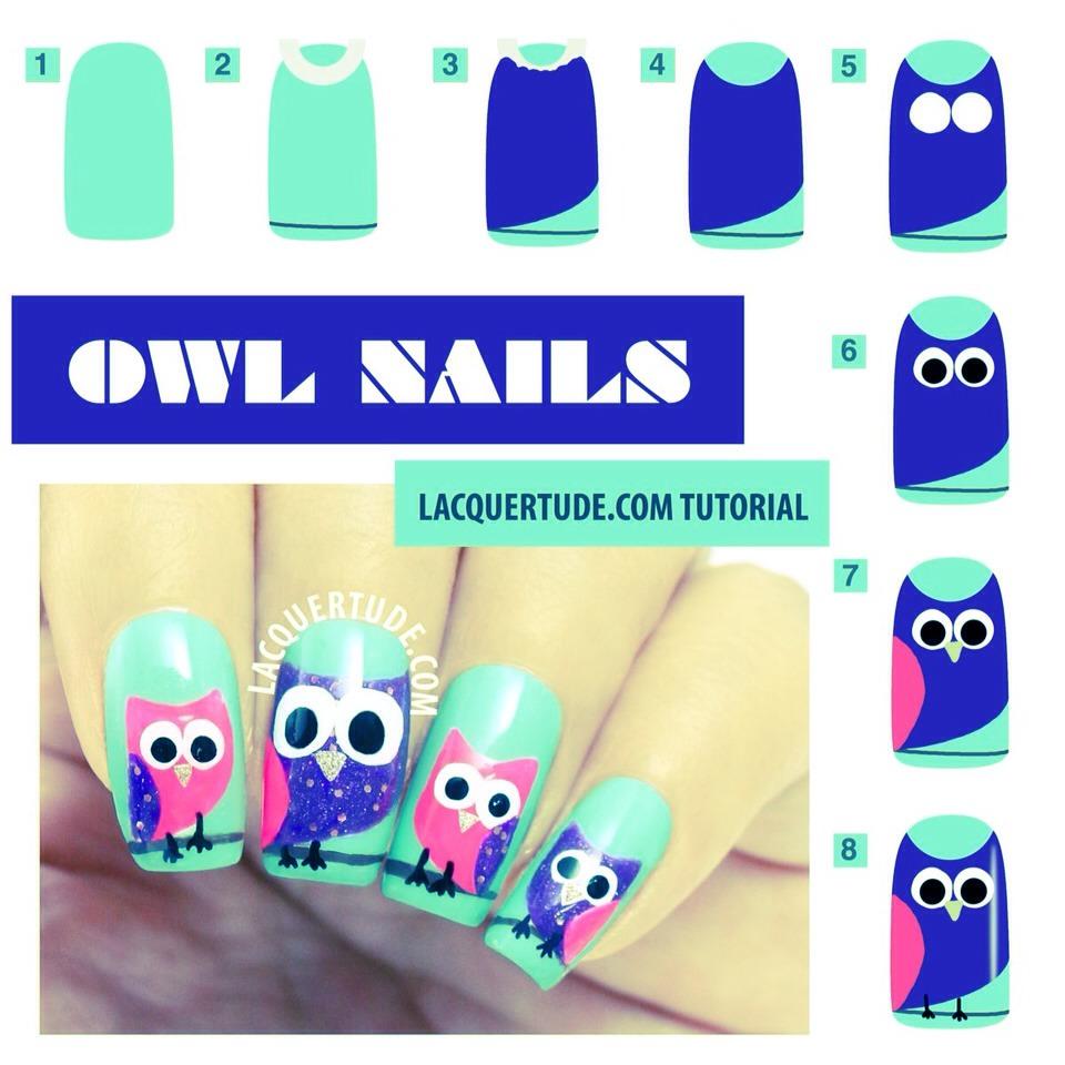 Как рисовать на ногтях гель-красками: пошагово для начинающих 12