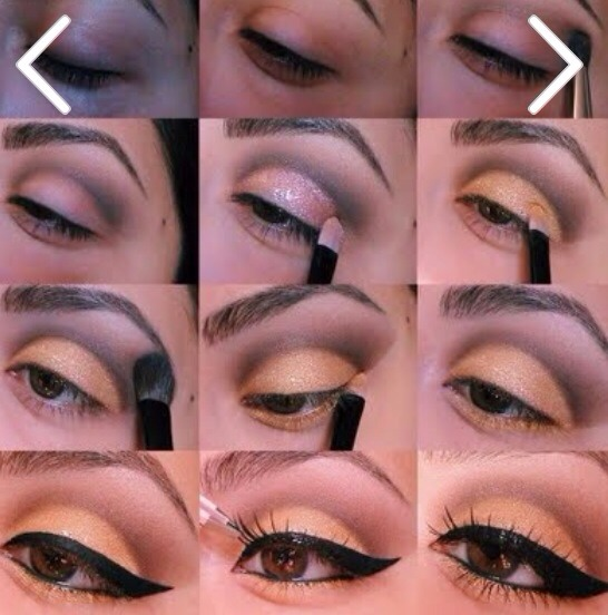 Beautiful Easy Eye Makeup Musely