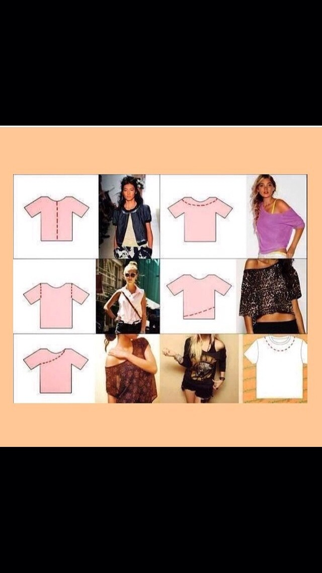 Diy Style Your Own Shirt Musely