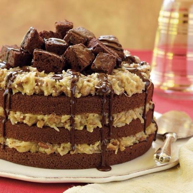 Drink German Chocolate Cake
