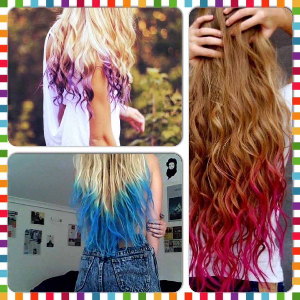 How To Dip Dye Your Hair With Kool-aid👌 - Musely