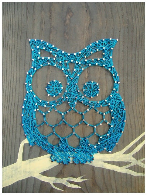 Creative Diy String Art Ideas - Musely