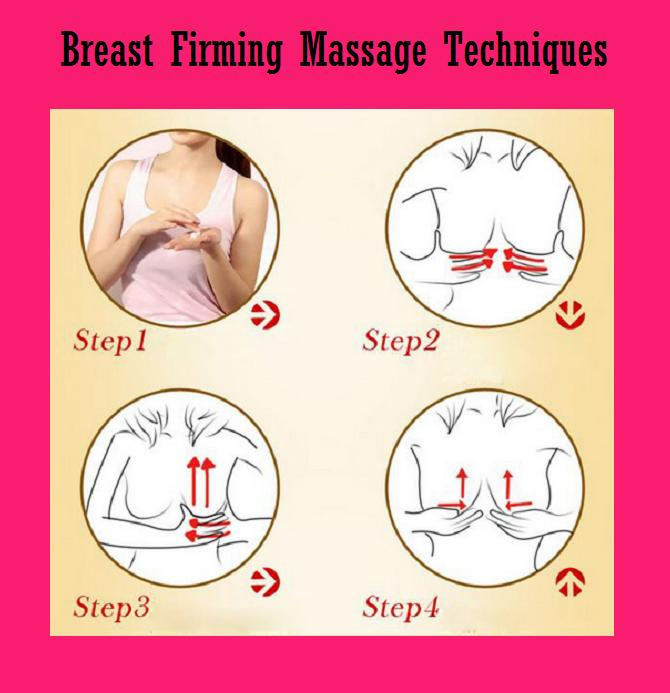 What causes breasts to enlarge