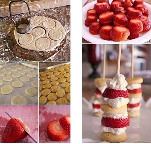 Простые сладости своими руками