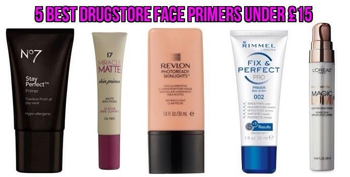 Best Bridal Makeup Primer : Musely