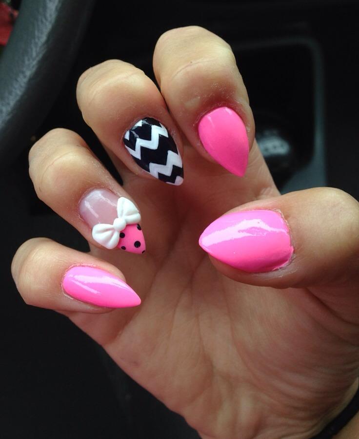 Стилеты короткие ногти