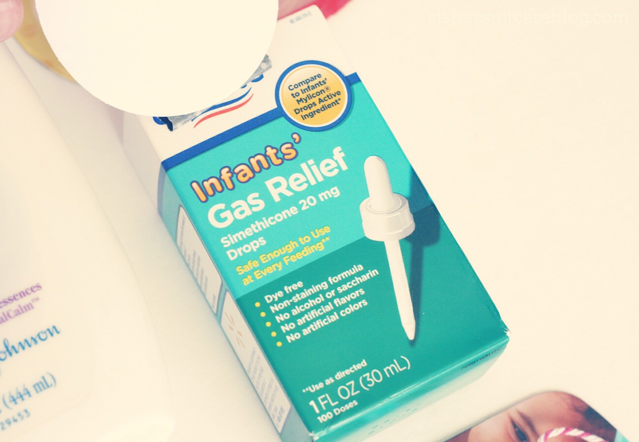 how to get rid of gas in babies