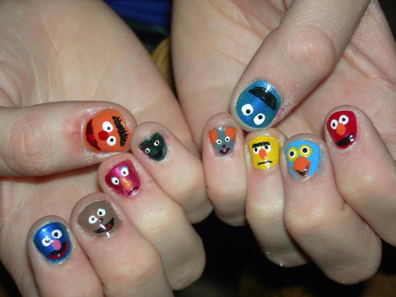 Ногти ржачные
