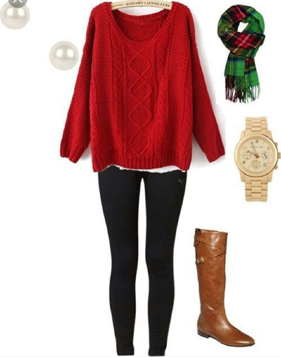 Colors to wear for christmas pictures