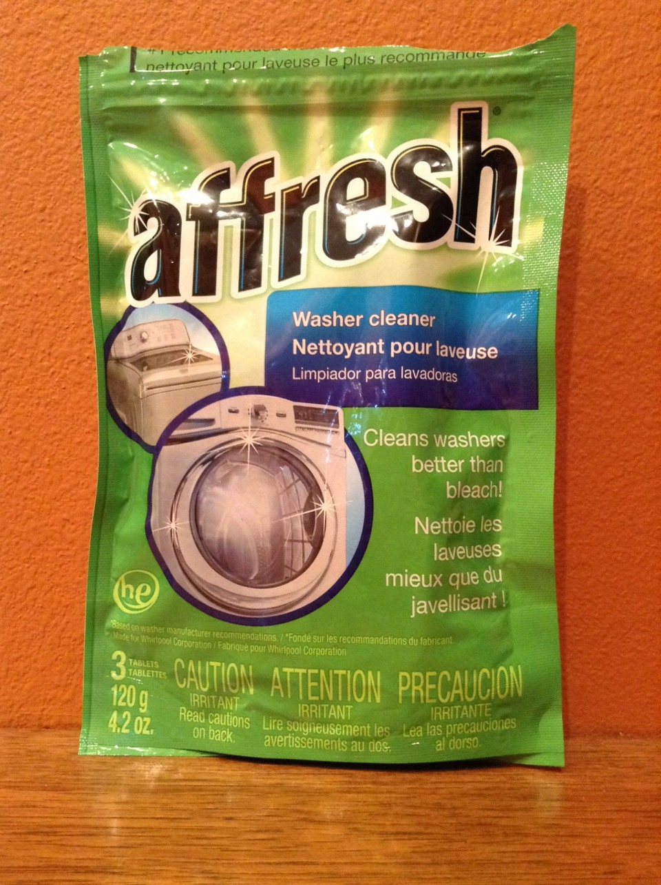 how to get rid of sour smell in washer