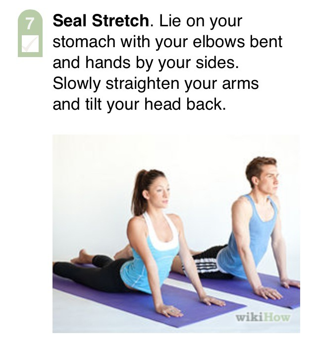 how to get a flexible back