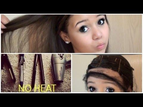 Super 10 Easy Overnight Hairstyles No Video Musely Short Hairstyles Gunalazisus